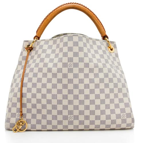 4196e0c61615 Louis-Vuitton-Damier-Azur-Artsy-MM -Shoulder-Bag--FINAL-SALE 99350 front large 0.jpg