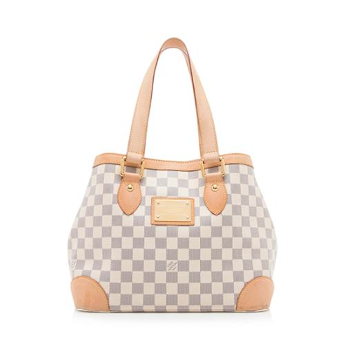 Louis Vuitton Damier Azur Hampstead PM Tote