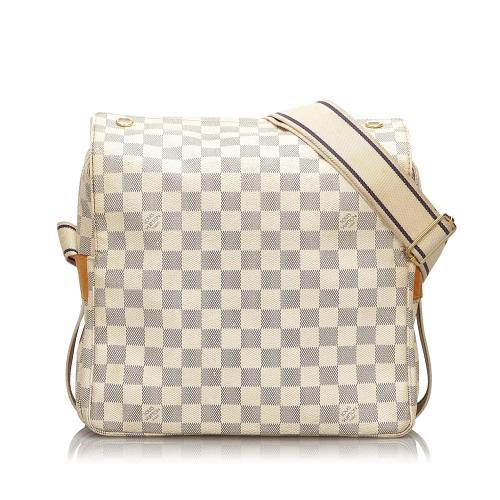 Louis Vuitton Damier Azur Naviglio Messenger Bag
