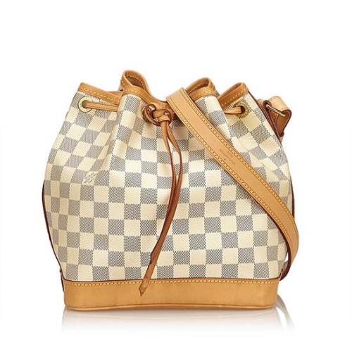 Louis Vuitton Damier Azur Noe BB Bucket Bag
