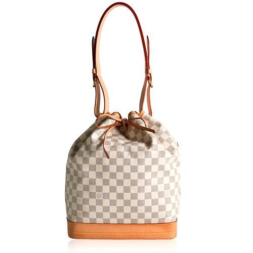 Louis Vuitton Damier Azur Noe Shoudler Bag