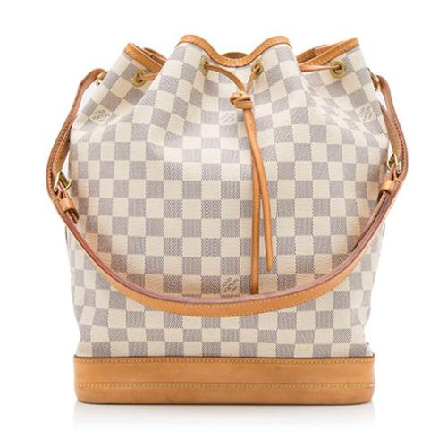 Louis Vuitton Damier Azur Noe Shoulder Bag