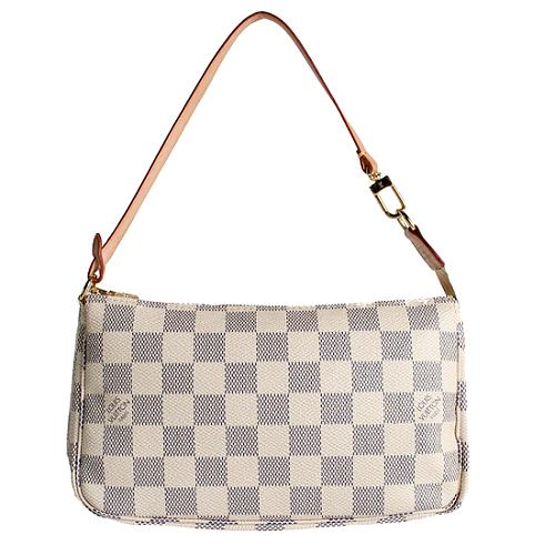 Louis Vuitton Damier Azur Pochette Accessoires Handbag