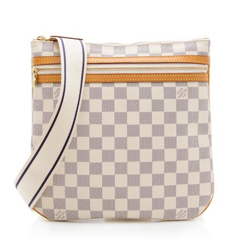 Louis Vuitton Damier Azur Pochette Bosphore Bag