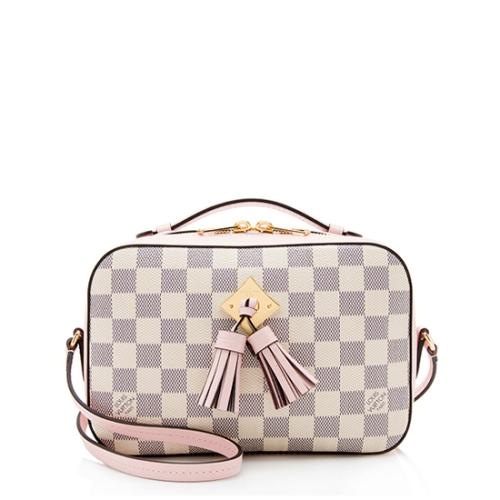 Louis Vuitton Damier Azur Saintonge Shoulder Bag