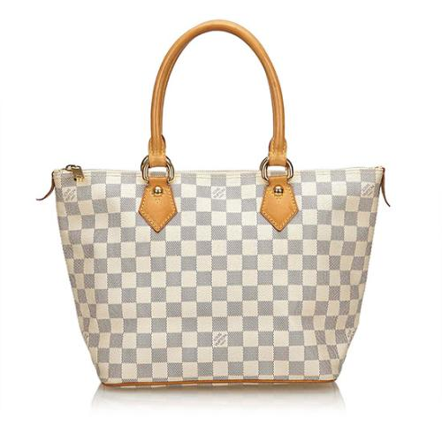 Louis Vuitton Damier Azur Saleya PM Tote