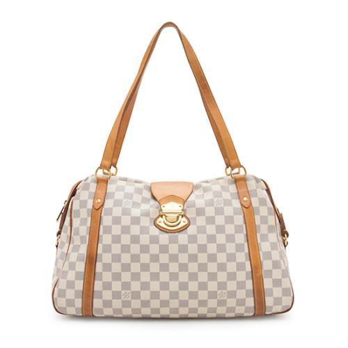 Louis Vuitton Damier Azur Stresa GM Shoulder Bag - FINAL SALE