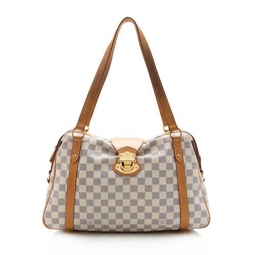 Louis Vuitton Damier Azur Stresa PM Shoulder Bag