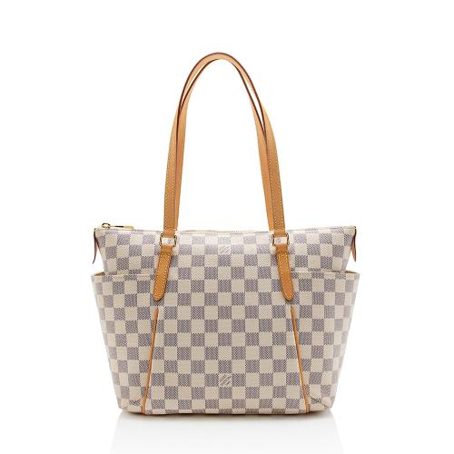 Louis Vuitton Damier Azur Totally PM Tote