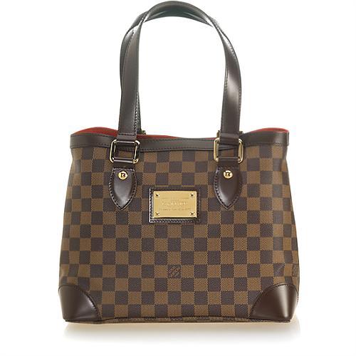 Louis Vuitton Damier Canvas Hampstead PM Handbag
