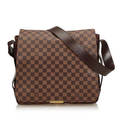 Louis Vuitton Damier Ebene Bastille Messenger Bag