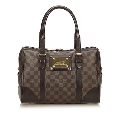 Louis Vuitton Damier Ebene Berkeley Satchel - FINAL SALE