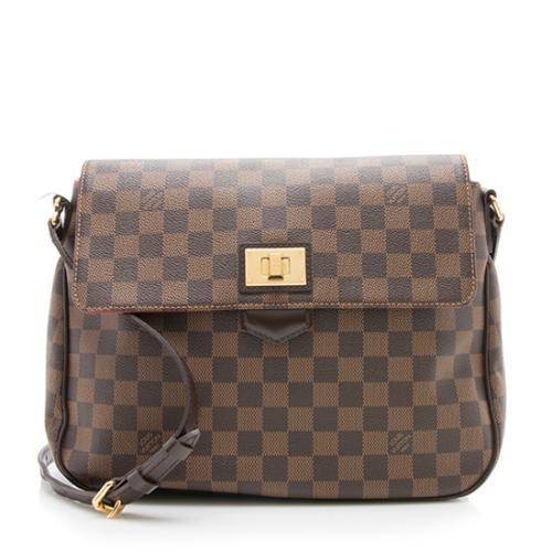 Louis Vuitton Damier Ebene Besace Rosebery Shoulder Bag