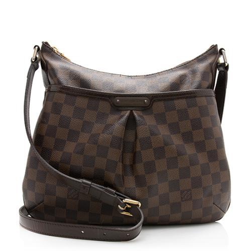 Louis Vuitton Damier Ebene Bloomsbury PM Shoulder Bag - FINAL SALE