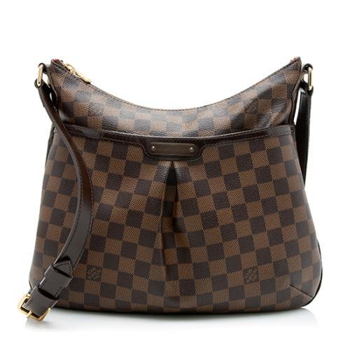 Louis Vuitton Damier Ebene Bloomsbury PM Shoulder Bag