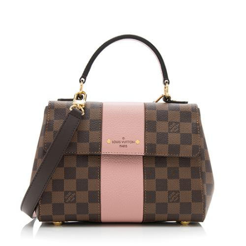 Louis Vuitton Damier Ebene Bond Street Satchel