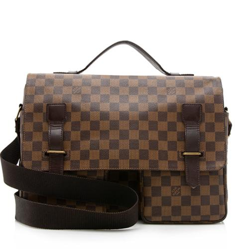 Louis Vuitton Damier Ebene Broadway Messenger Bag - FINAL SALE