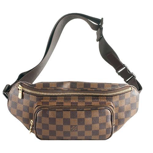 2c14146c4a8b Louis-Vuitton-Damier-Ebene-Bum-Bag-Melville -Messenger-Bag 56153 front large 1.jpg