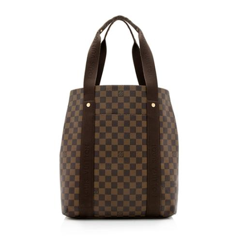 Louis Vuitton Damier Ebene Cabas Beaubourg Tote - FINAL SALE