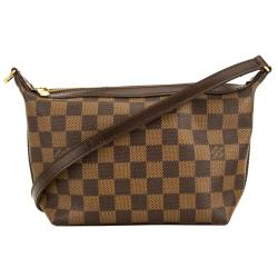 Louis Vuitton Damier Ebene Illovo PM Shoulder Bag