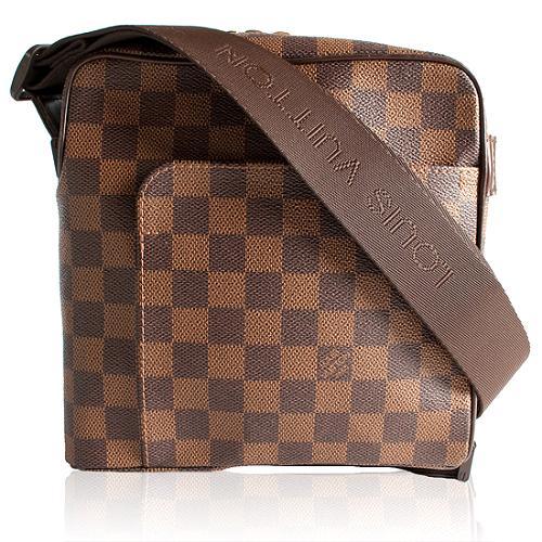 Louis Vuitton Damier Ebene Canvas Olav PM Messenger Bag