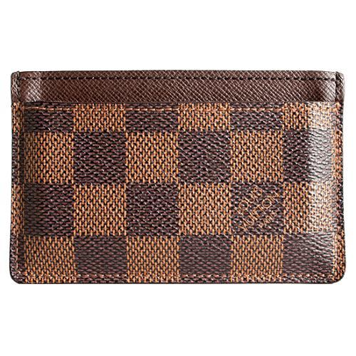 Louis Vuitton Damier Ebene Card Holder
