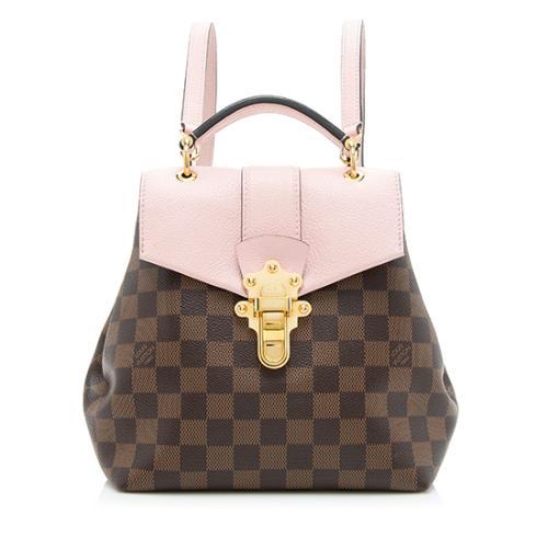 Louis Vuitton Damier Ebene Clapton Backpack