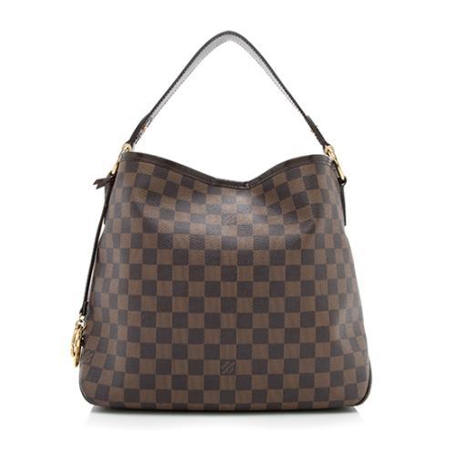 Louis Vuitton Damier Ebene Delightful PM Shoulder Bag