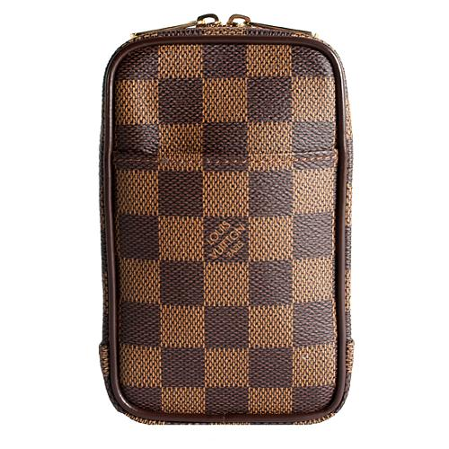 Louis Vuitton Damier Ebene Etui Okapi GM Clutch