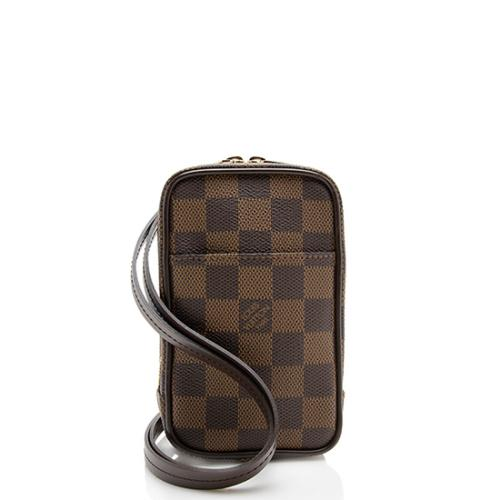 Louis Vuitton Damier Ebene Etui Okapi GM Crossbody