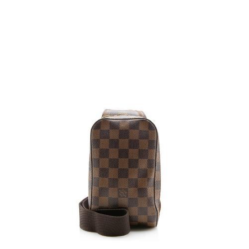 Louis Vuitton Damier Ebene Geronimos Sling Bag
