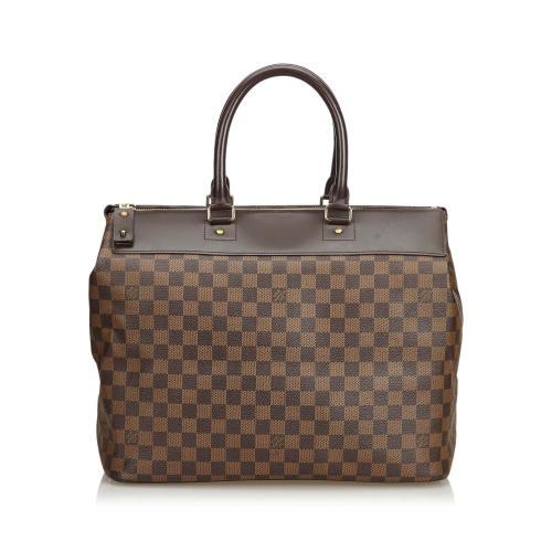 Louis Vuitton Damier Ebene Greenwich PM Weekender