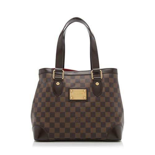 Louis Vuitton Damier Ebene Hampstead PM Tote