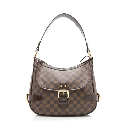 Louis Vuitton Damier Ebene Highbury Shoulder Bag