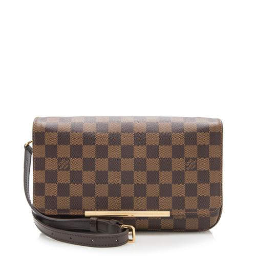 Louis Vuitton Damier Ebene Hoxton PM Shoulder Bag