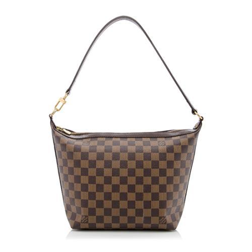 Louis Vuitton Damier Ebene Illovo MM Shoulder Bag