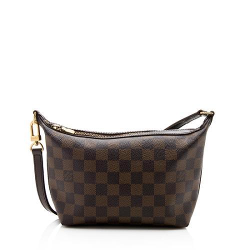 Louis Vuitton Damier Ebene Illovo PM Shoulder Bag