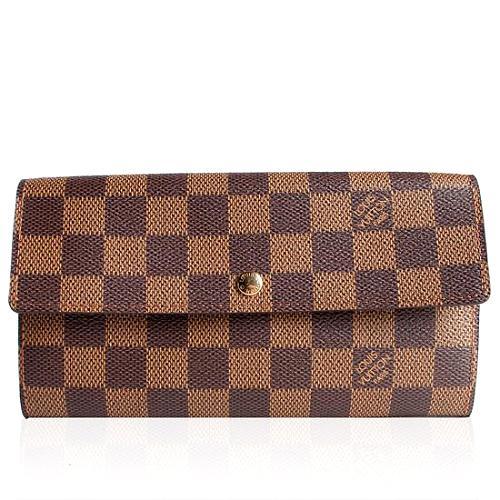 Louis Vuitton Damier Ebene International Wallet