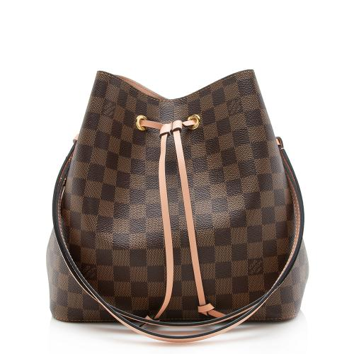 Louis Vuitton Damier Ebene Neonoe Shoulder Bag