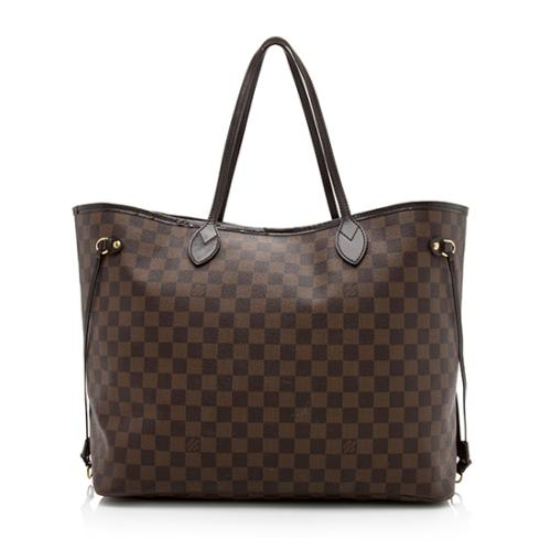 Louis Vuitton Damier Ebene Neverfull GM Tote - FINAL SALE