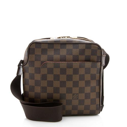 Louis Vuitton Damier Ebene Olav PM Messenger Bag