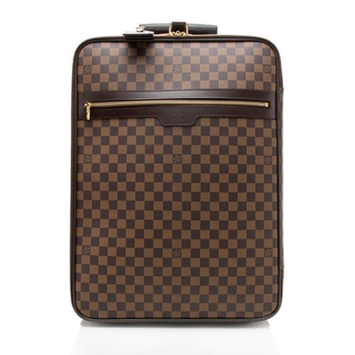 Louis Vuitton Damier Ebene Pegase 55 Suitcase