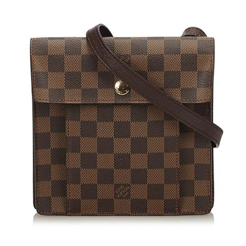 Louis Vuitton Damier Ebene Pimlico Crossbody Bag - FINAL SALE