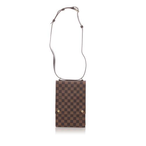 Louis Vuitton Damier Ebene Portobello Crossbody Bag