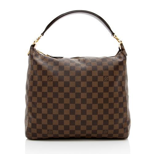 Louis Vuitton Damier Ebene Portobello PM Shoulder Bag - FINAL SALE