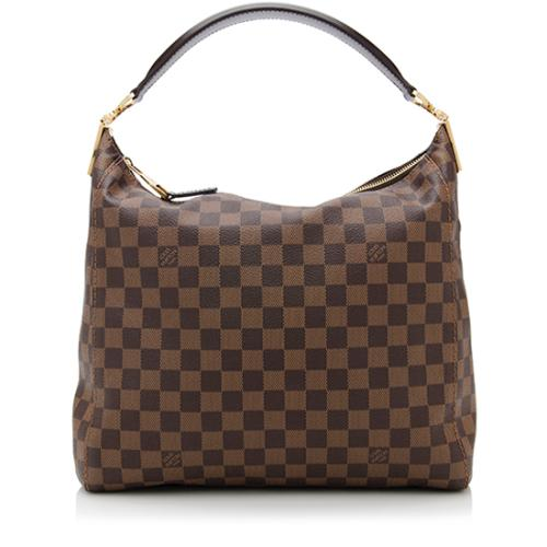 85933b38723c Louis Vuitton Damier Ebene Portobello PM Shoulder Bag