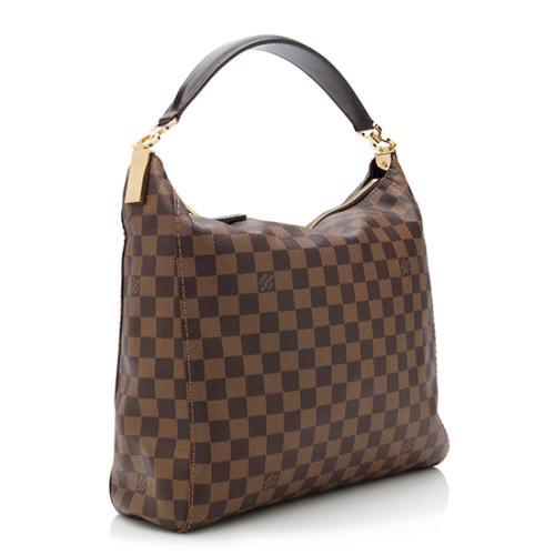 f420e646b32a Louis Vuitton Damier Ebene Portobello PM Shoulder Bag