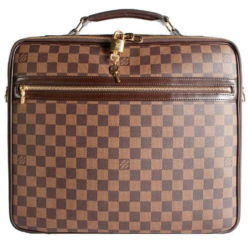 Louis Vuitton Damier Ebene Sabana Laptop Briefcase
