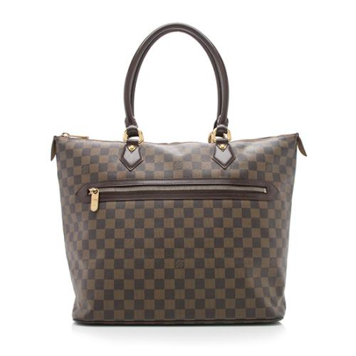 Louis Vuitton Damier Ebene Saleya GM Tote - FINAL SALE