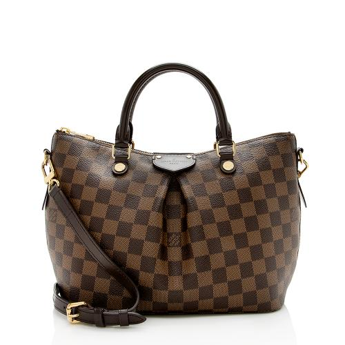 Louis Vuitton Damier Ebene Siena PM Satchel